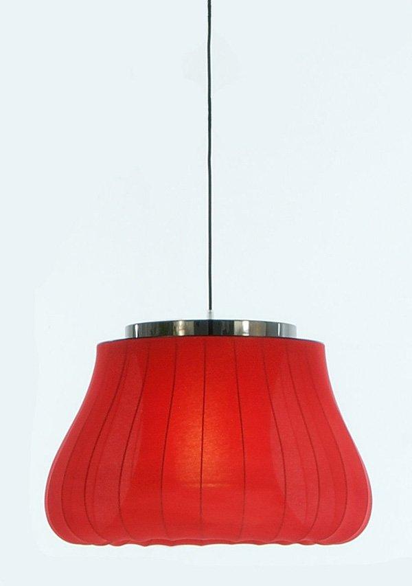 красная лампа
