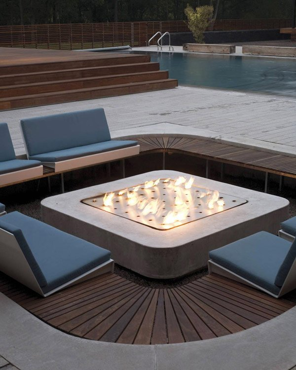 огненный стол