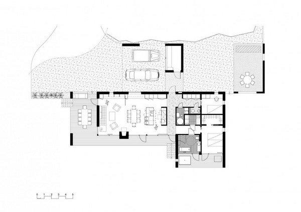 проект дома с террасой фото