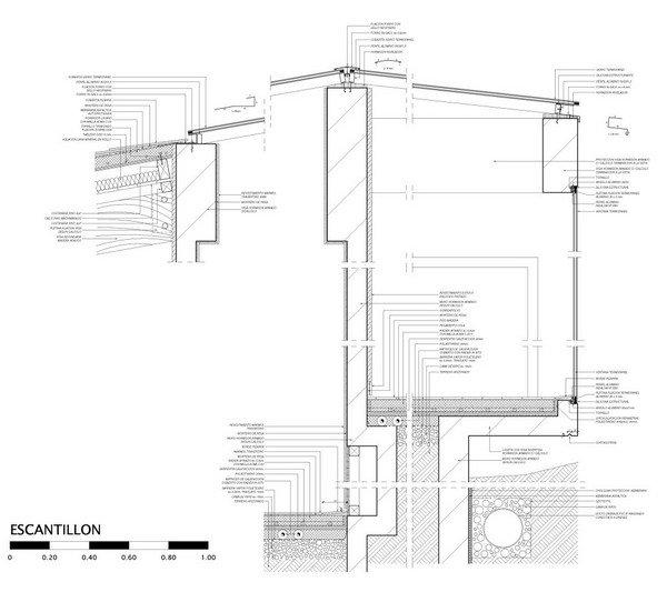 проект стеклянного дома