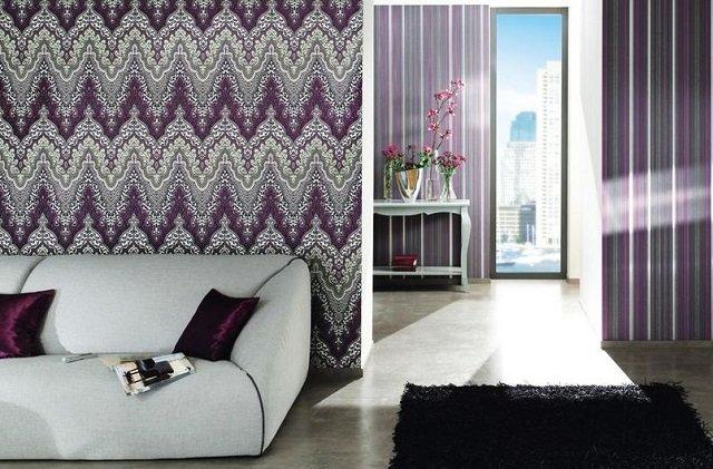 вариант обоев палитра для стен вашего дома
