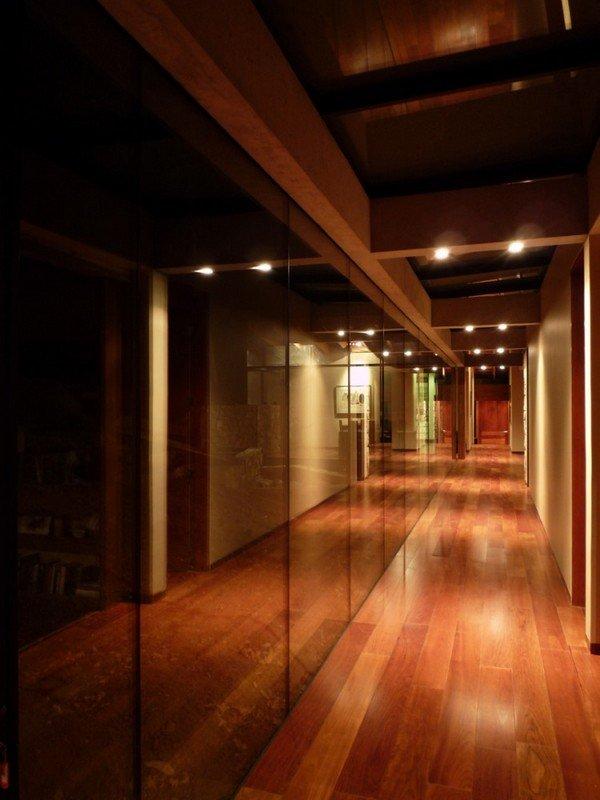 зеркальный коридор фото