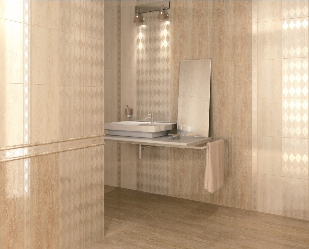 современная ванная в английском стиле