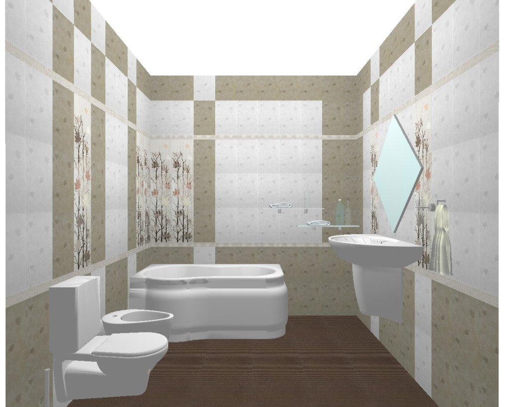 стильная ванная в английском стиле фото