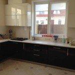 современный дизайн кухни 6 кв м фото