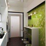 фото интерьера маленькой кухни
