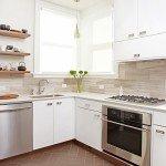 варианты дизайна маленькой кухни