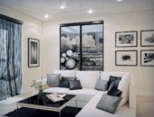 современный минимализм в интерьере квартиры фото