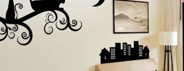 трафареты для покраски стен