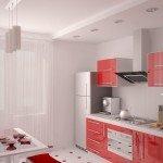 современный дизайн кухни 10 кв м фото
