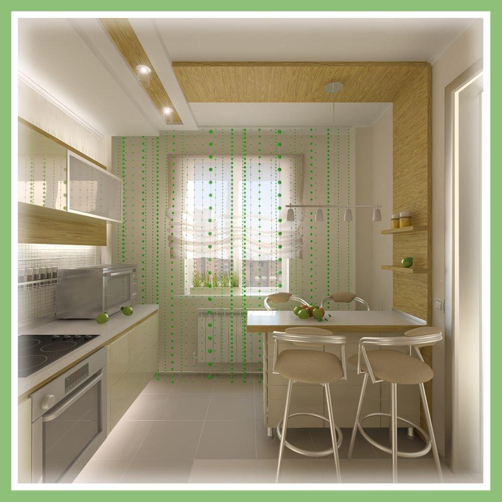Кухня 7 кв.м в панельном доме дизайн