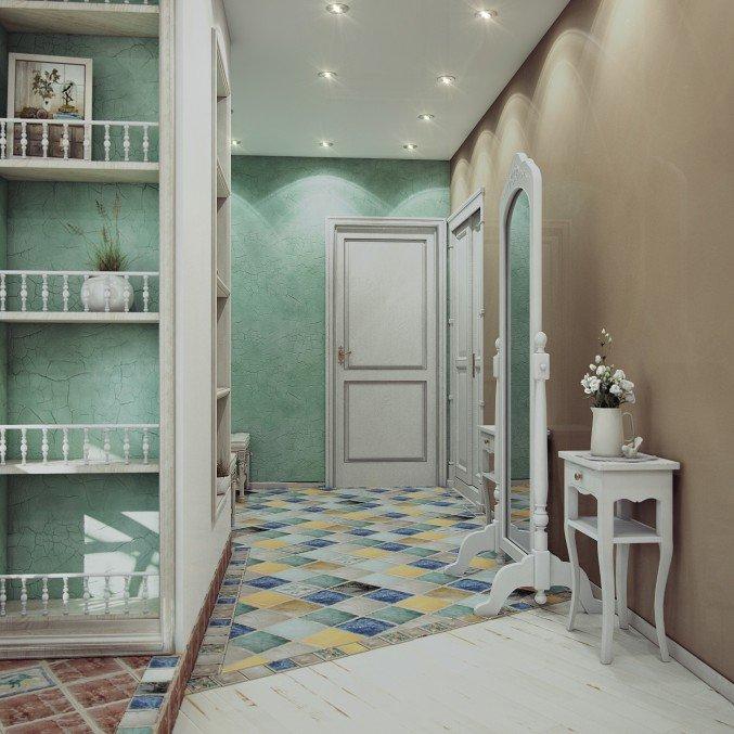 Дизайн мебели в ванную комнату
