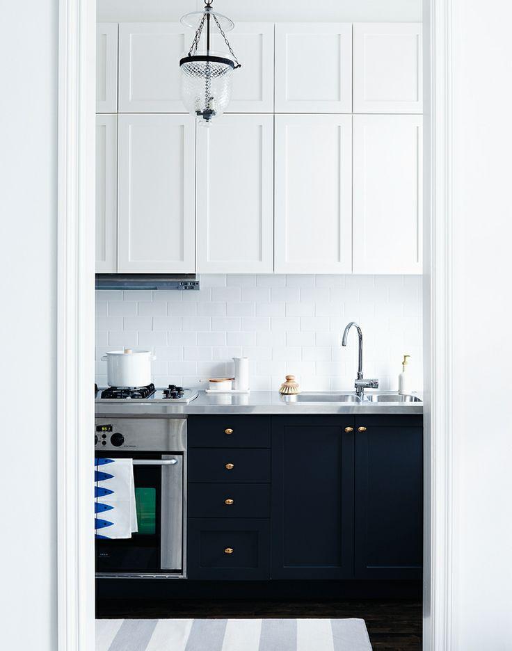 Zwarte keukens   eenig wonen
