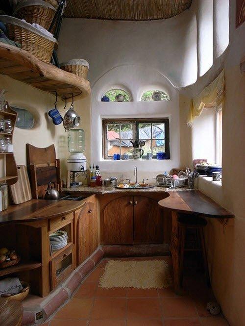 Как построить кухню своими руками в частном доме