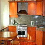 угловые кухни маленьких размеров фото