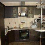кухни угловые для маленькой кухни