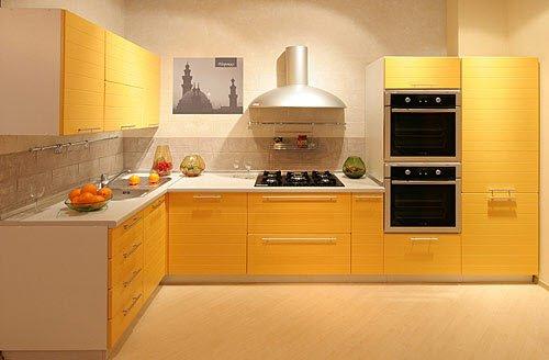 Дизайн кухонь со встраиваемой техники