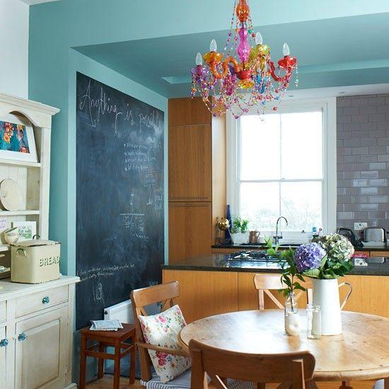 Интерьер стен для кухни фото