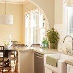 арка в кухне фото