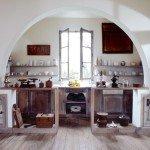 фото арок на кухню