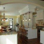 арки на кухне фото