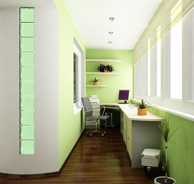 Дизайн комнаты с аппендиксом фото
