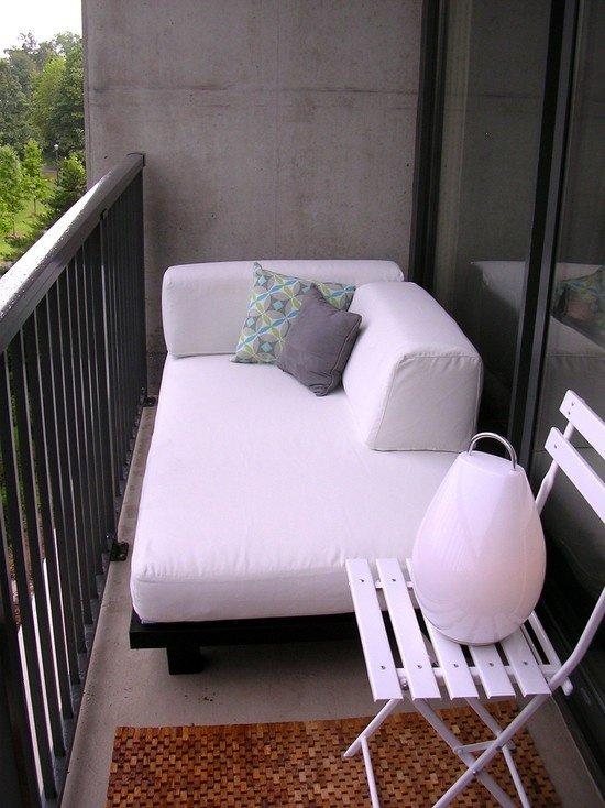 Дизайн балкона - 37 фото для вдохновения.