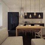 дизайн квартиры студии