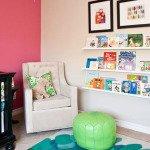 дизайн детской маленькой комнаты