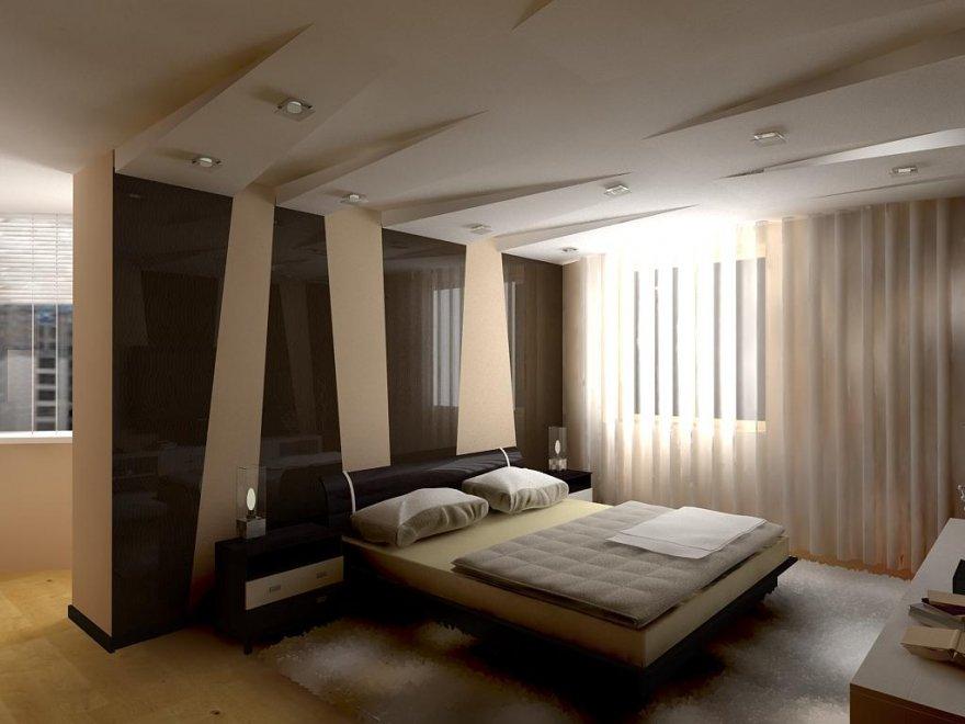 Дизайн низких потолков - 35 фото для вдохновения