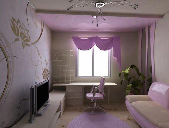 Недорогие дизайны квартир