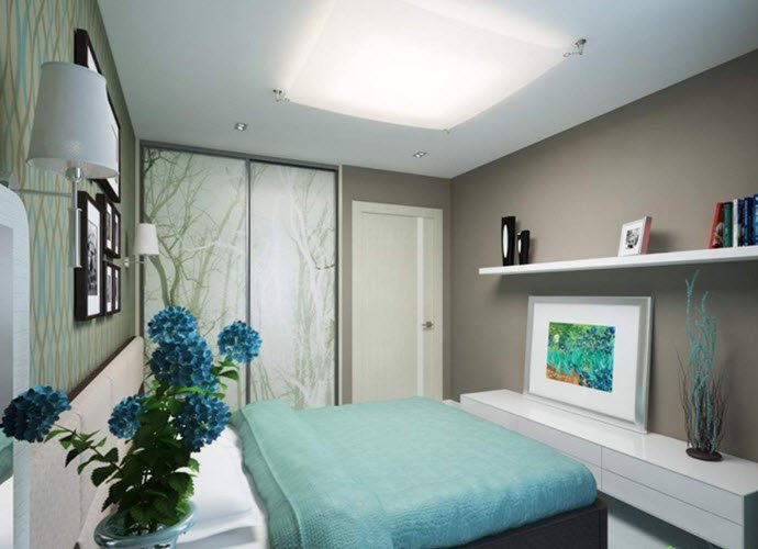 Комната 12 метров дизайн интерьер