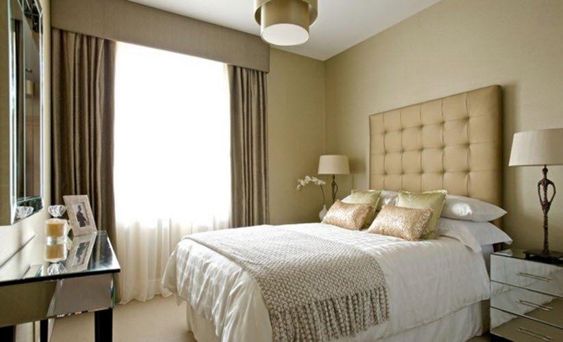 Дизайн маленькой спальни 8 кв.м фото