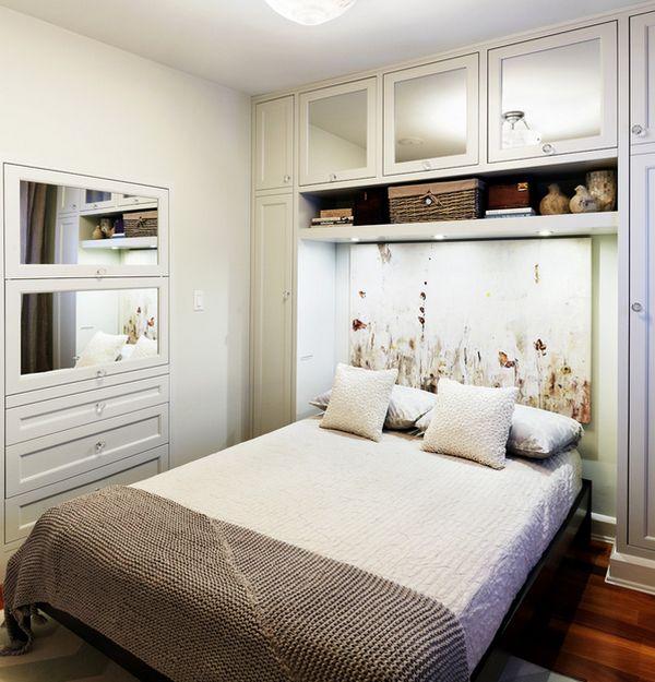 Фото дизайн маленькие спальни
