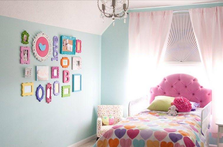 Как украсить комнату своими руками для девочки 15 лет