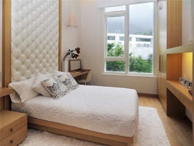 Ремонт небольшой спальни фото