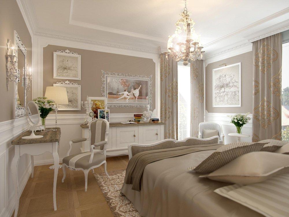 Классические интерьеры квартир Блог о дизайне интерьера
