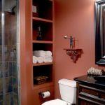 современный интерьер ванной комнаты фото
