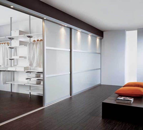 Дизайн шкафа купе во всю стену