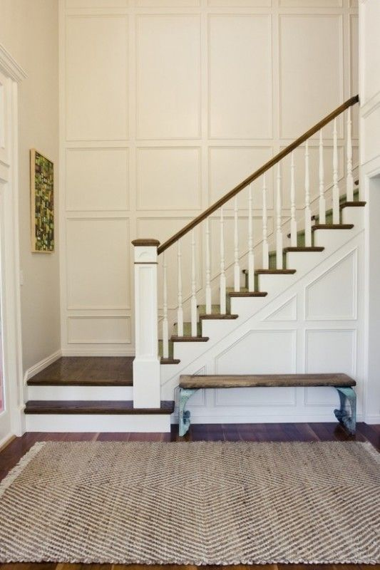 Stair molding