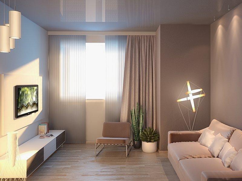 Фото натяжных потолков для гостиной Вы можете просмотреть в большом ассортименте