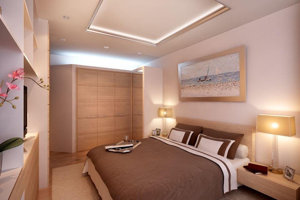 Дизайн комнаты в 9 кв.м фото