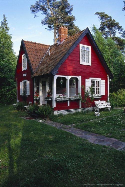 Фасады деревенских домов фото