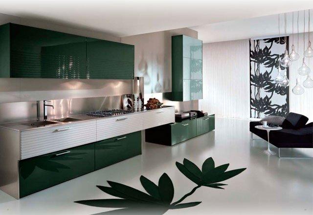 Проектирования кухонного пространства
