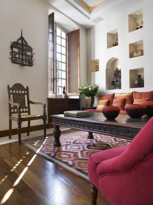 Японский стиль в дизайне гостиной