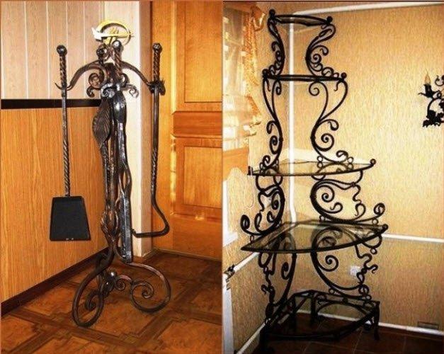Изделия для дома из металла