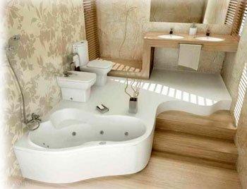 Перепланировка ванно