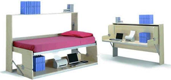 computer-bed