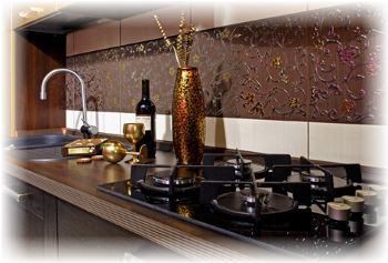 Материал для кухонного фартука