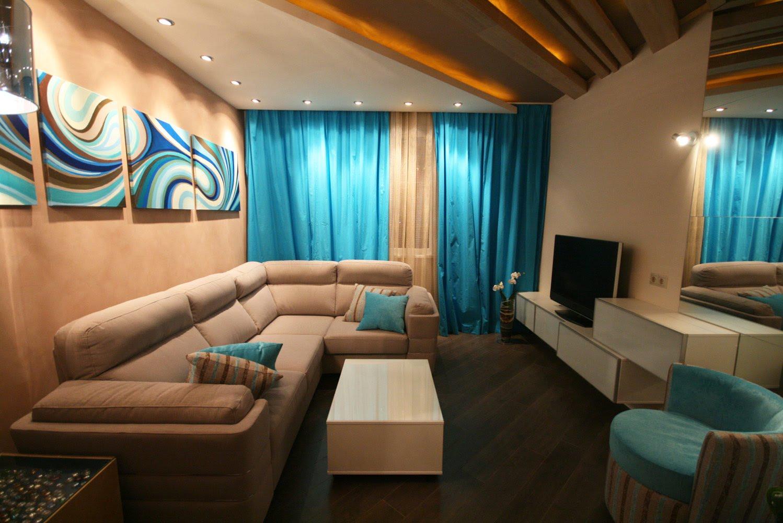 Фото дизайн комнат в хрущевке